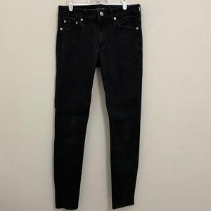 Pacsun Black Skinniest Men Jeans